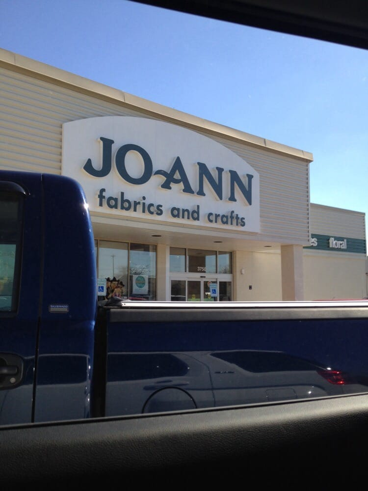 Joann Fabrics And Crafts Lansing Mi