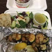 Zoes Kitchen Shrimp Kabob zoes kitchen - order food online - 49 photos & 112 reviews