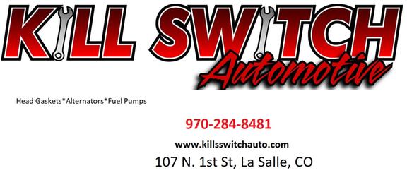 Kill Switch Automotive: 107 N 1st St, La Salle, CO