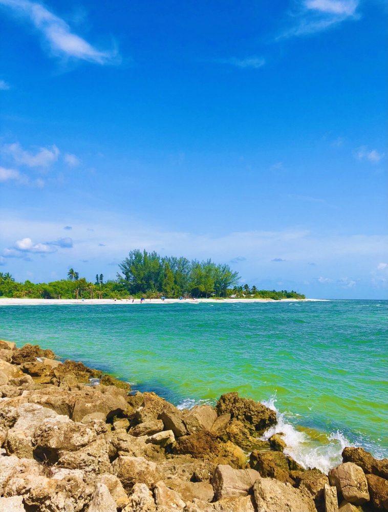 Sanibel Island Lighthouse Beach Park: 112 Periwinkle Way, Sanibel, FL