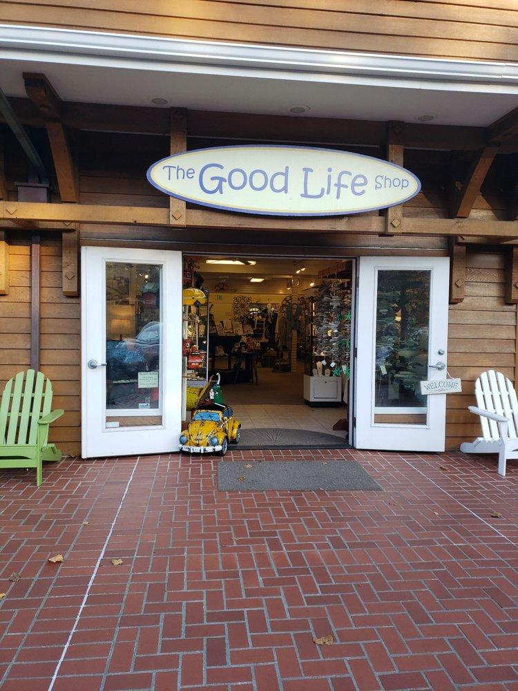 The Good Life Shop: 123 S Hemlock St, Cannon Beach, OR