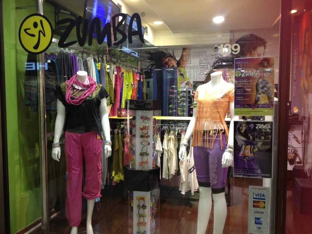 Zumba - Sports Wear - Apumanque Local 139 828178c407c