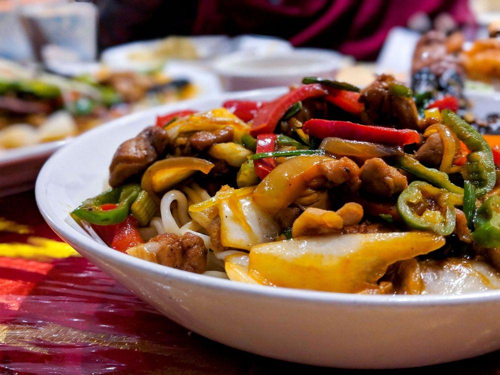 Eerkin's Uyghur Cuisine