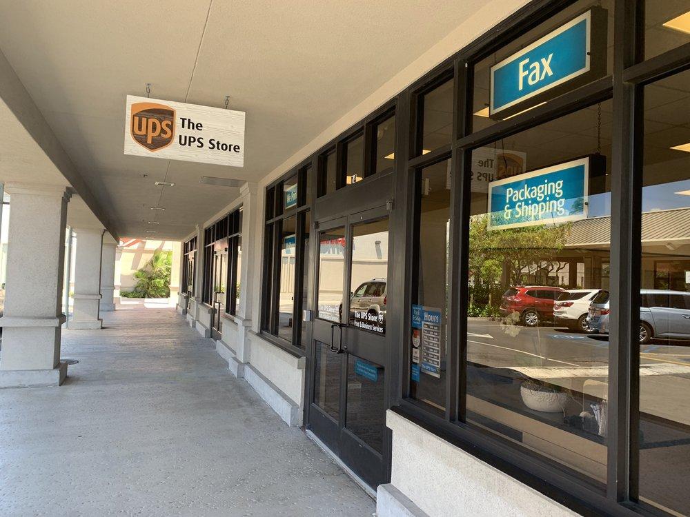 The UPS Store: 153 East Kamehameha Ave, Kahului, HI