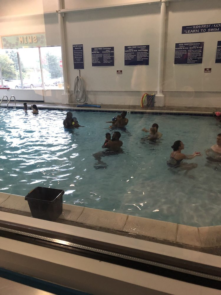 Social Spots from KIDS FIRST Swim School - Bowie