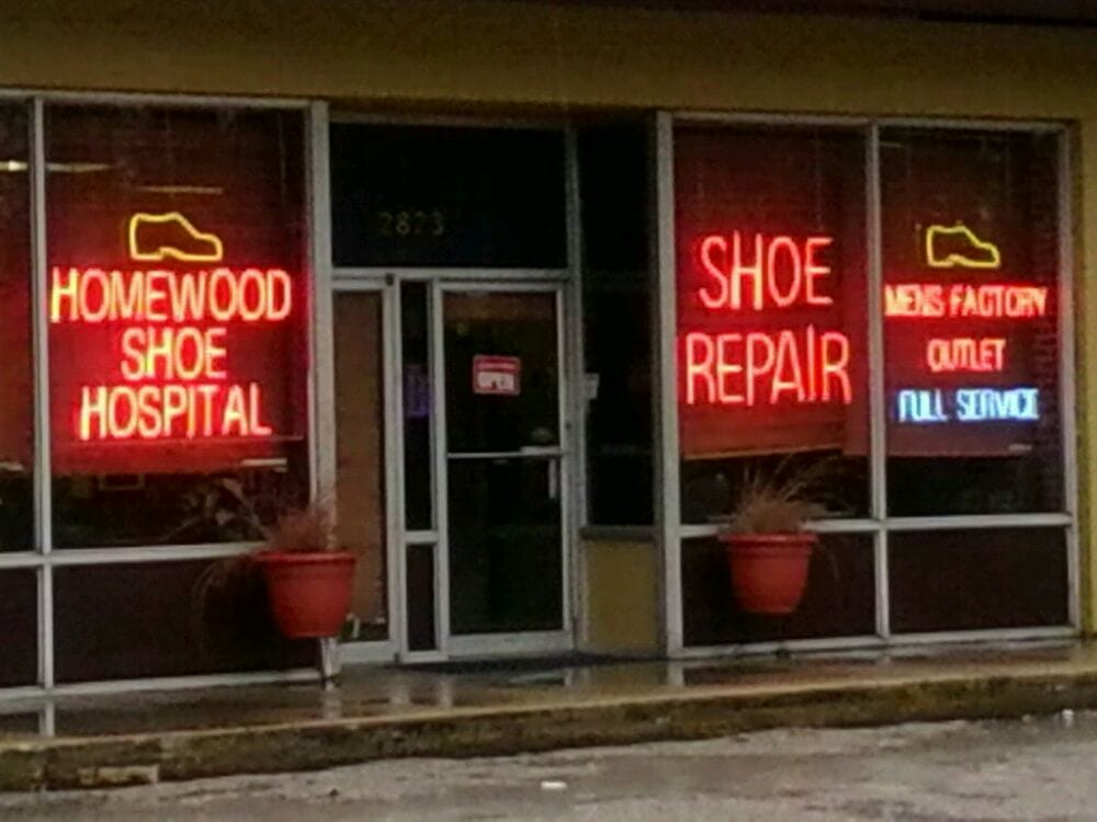 Homewood Al Shoe Repair
