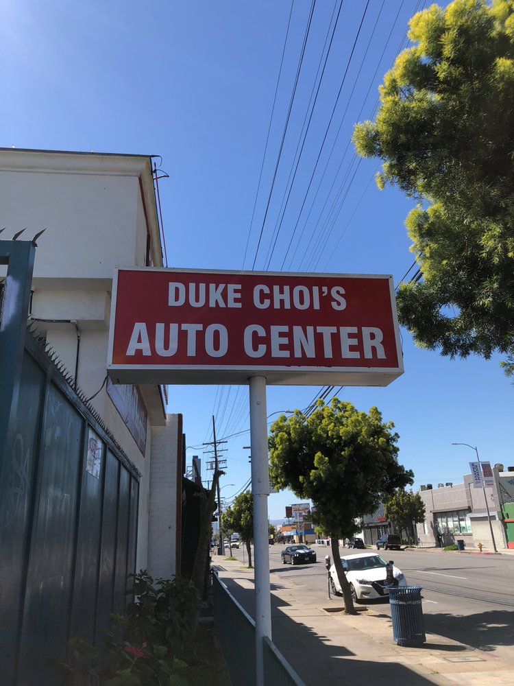 Duke Choi's Auto Center