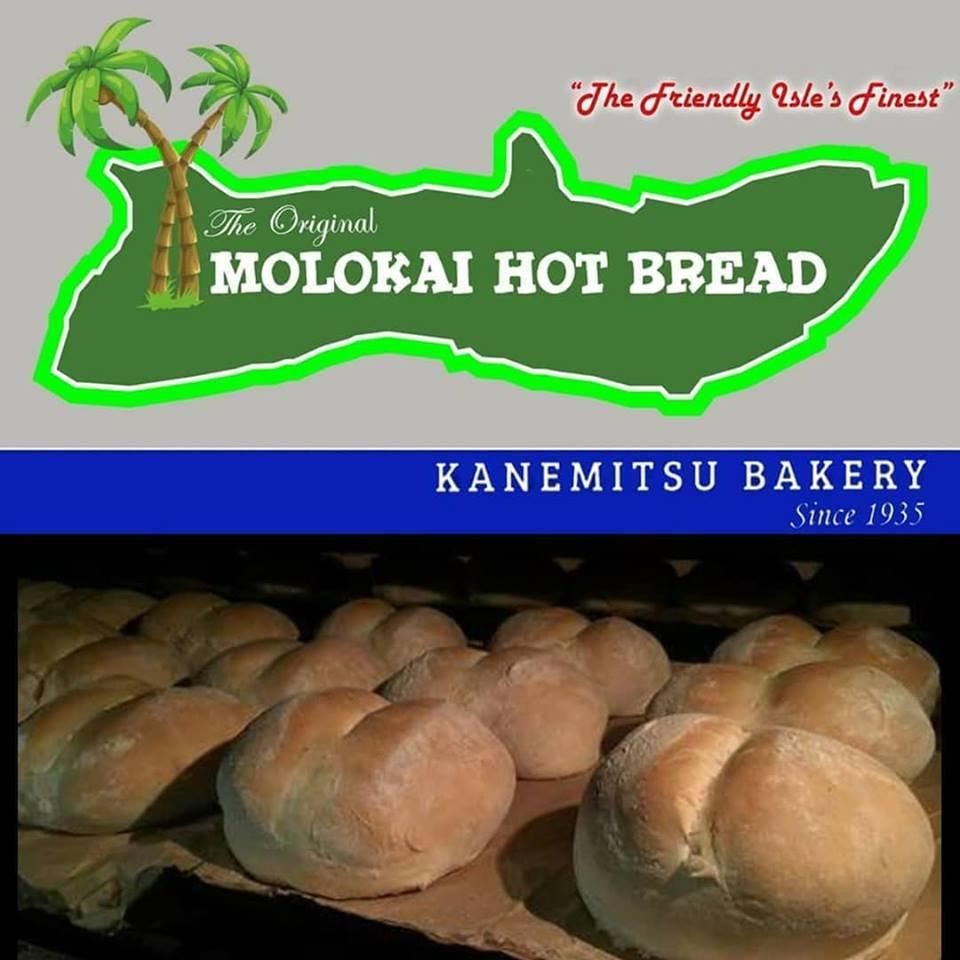Molokai Hot Bread