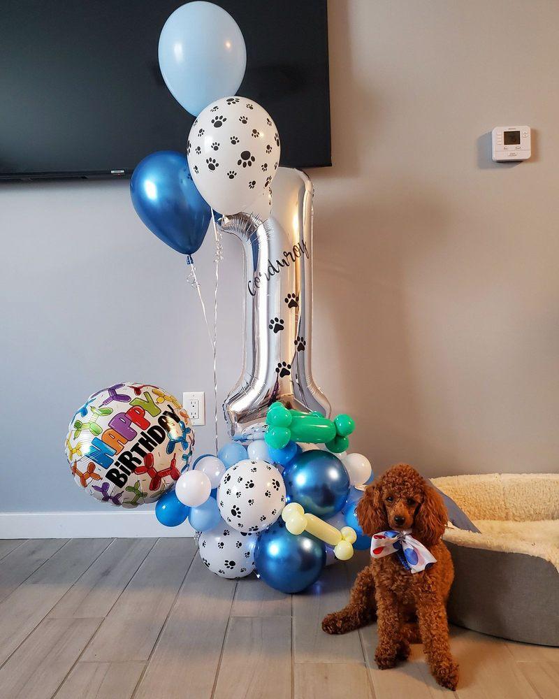 Balloon Boutique: 400 Stanley Ave, Bayonne, NJ