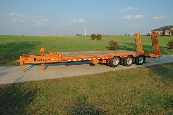 hudson brothers trailer manufacturing 1508 highway 218 w. Black Bedroom Furniture Sets. Home Design Ideas
