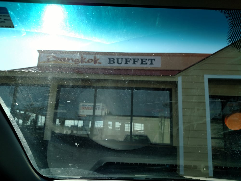 Bangkok Buffet: 1306 S Madison St, Whiteville, NC