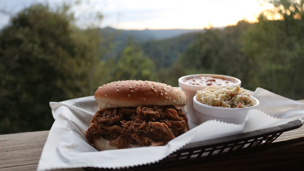 Trail 12 BBQ: 703 Twin Hollow Branch Rd, Gilbert, WV