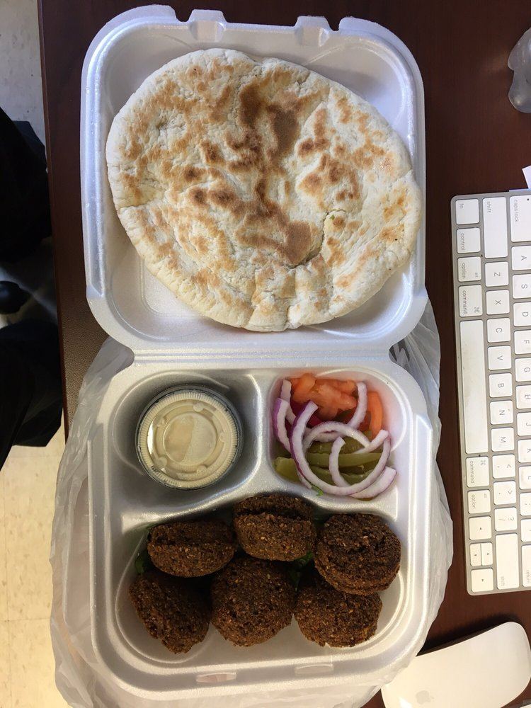 Food from Pita Mediterranean Cuisine