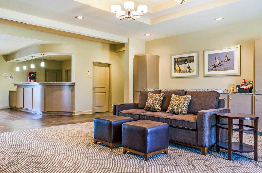 MainStay Suites Hackberry Sportsman's Lodge: 700 W Main St, Hackberry, LA