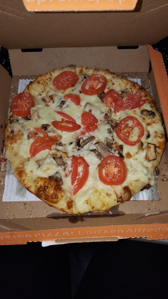 chicken alfredo pizza small yelp rh yelp com