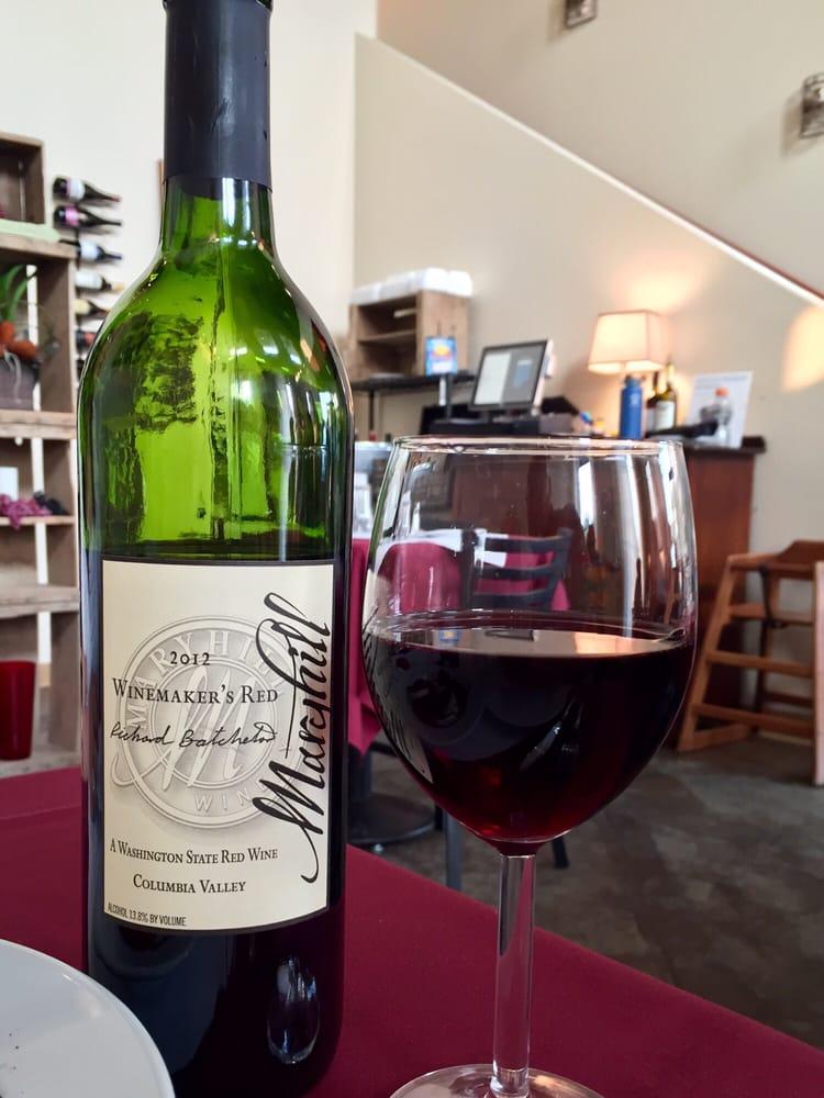 Italian Foods Near Me: Maryhill Winemaker's Red Blend
