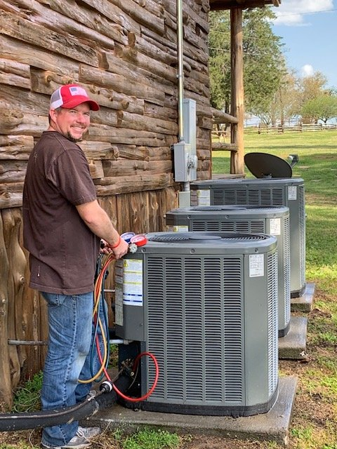Petter Built Heating and Cooling: 1601 County Rd 103, Georgetown, TX