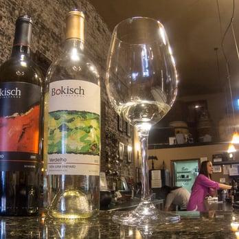 Photo of Cellardoor - Lodi CA United States. Two Bokisch wines & Cellardoor - 27 Photos u0026 44 Reviews - Wine Bars - 21 N School St ...