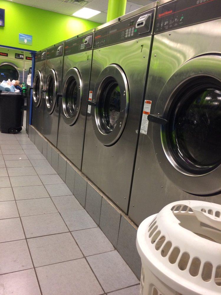 Laundry Express Center: 204 S Tennessee St, Cartersville, GA