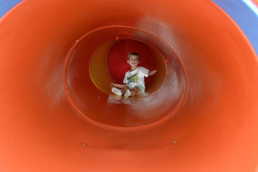FunVille Playground and Cafe Chesapeake: 4200 Portsmouth Blvd, Chesapeake, VA