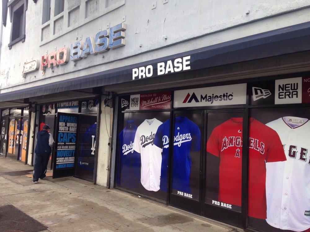 PRO BASE: 1501 S Main St, Los Angeles, CA