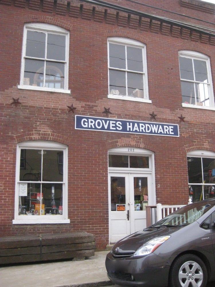 Groves Hardware: 202 E Main St, Remington, VA