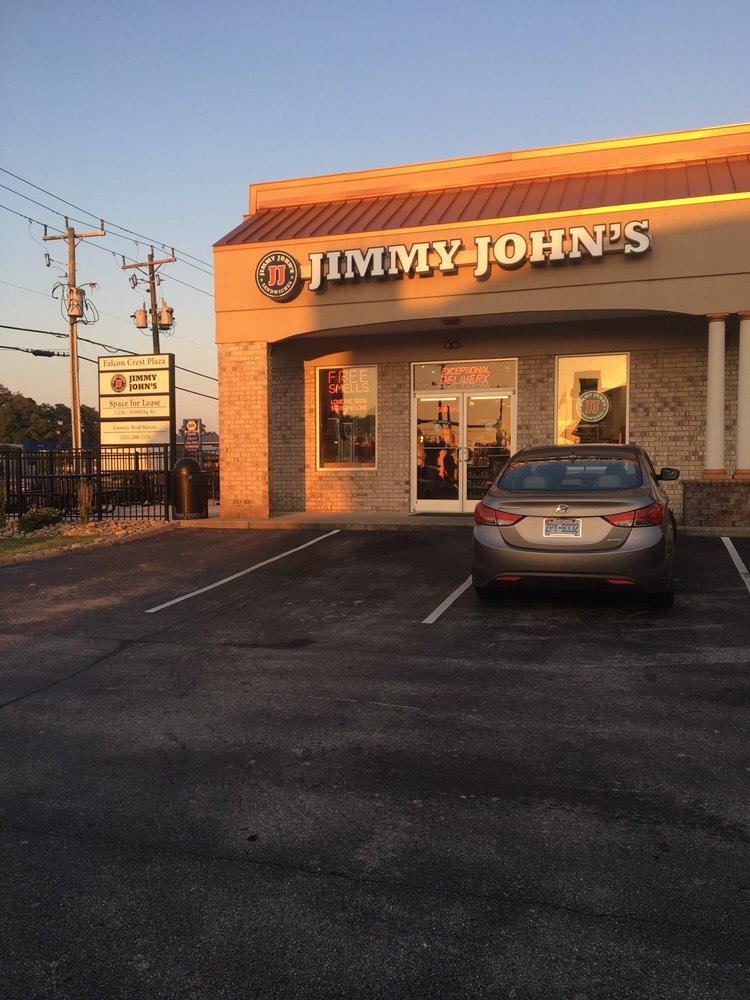 Jimmy John's: 4219 Arendell St, Morehead City, NC