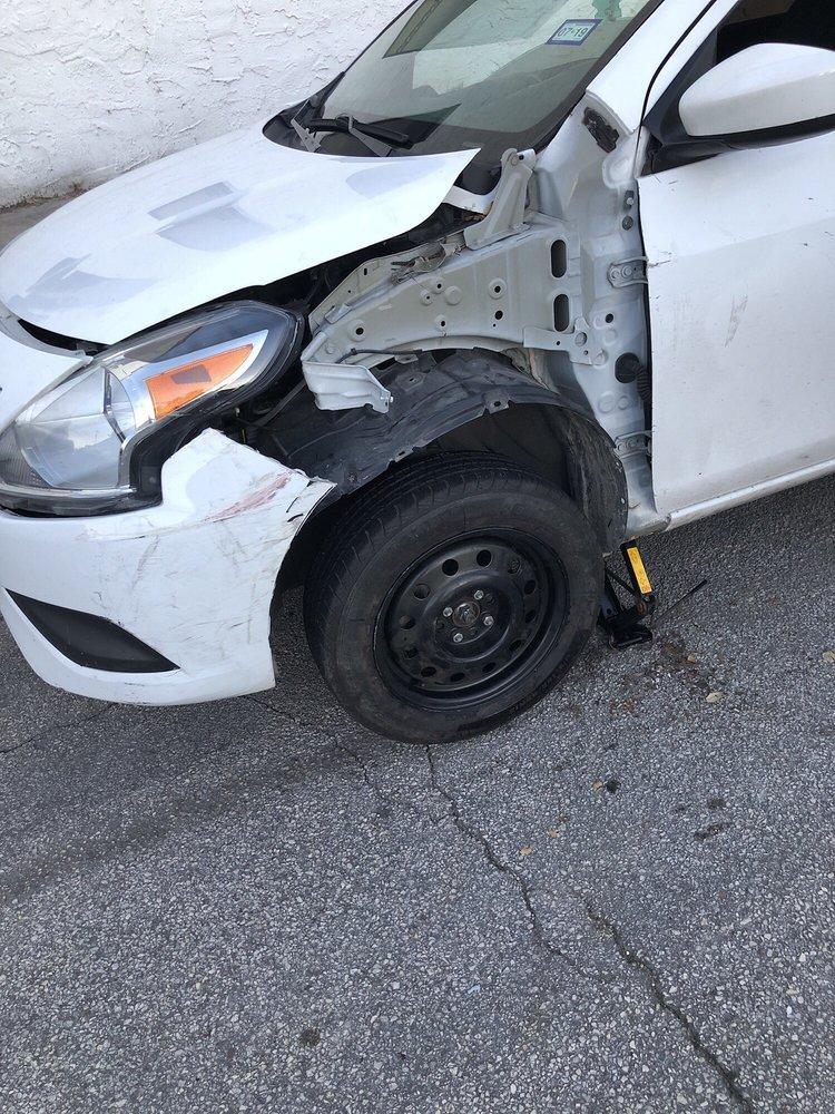 Outlaw Auto Collision