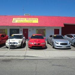 Photo of Shaker Motors - Las Vegas, NV, United States. Shaker Motors 4110