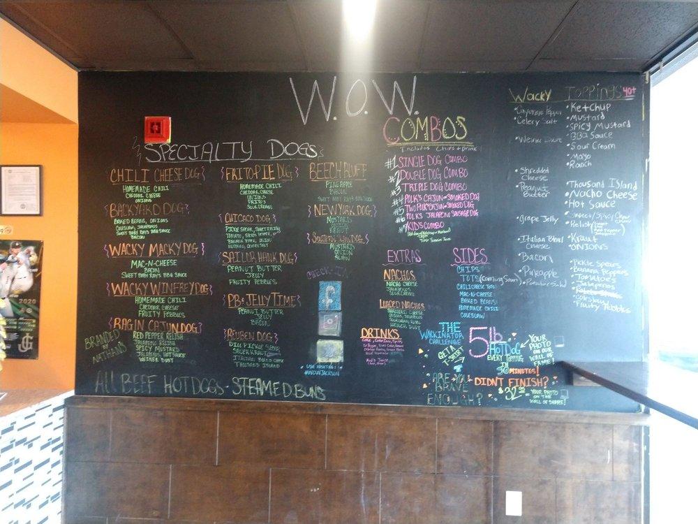 The Wacked Out Weiner - Jackson: 25 Stonebrook Pl, Jackson, TN
