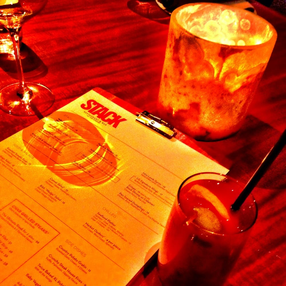 Stack Restaurant And Bar Las Vegas Nv