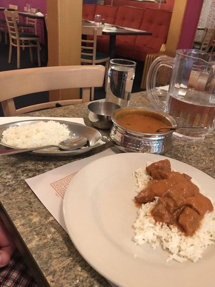 India Cafe: 50 W Burlington Ave, Fairfield, IA