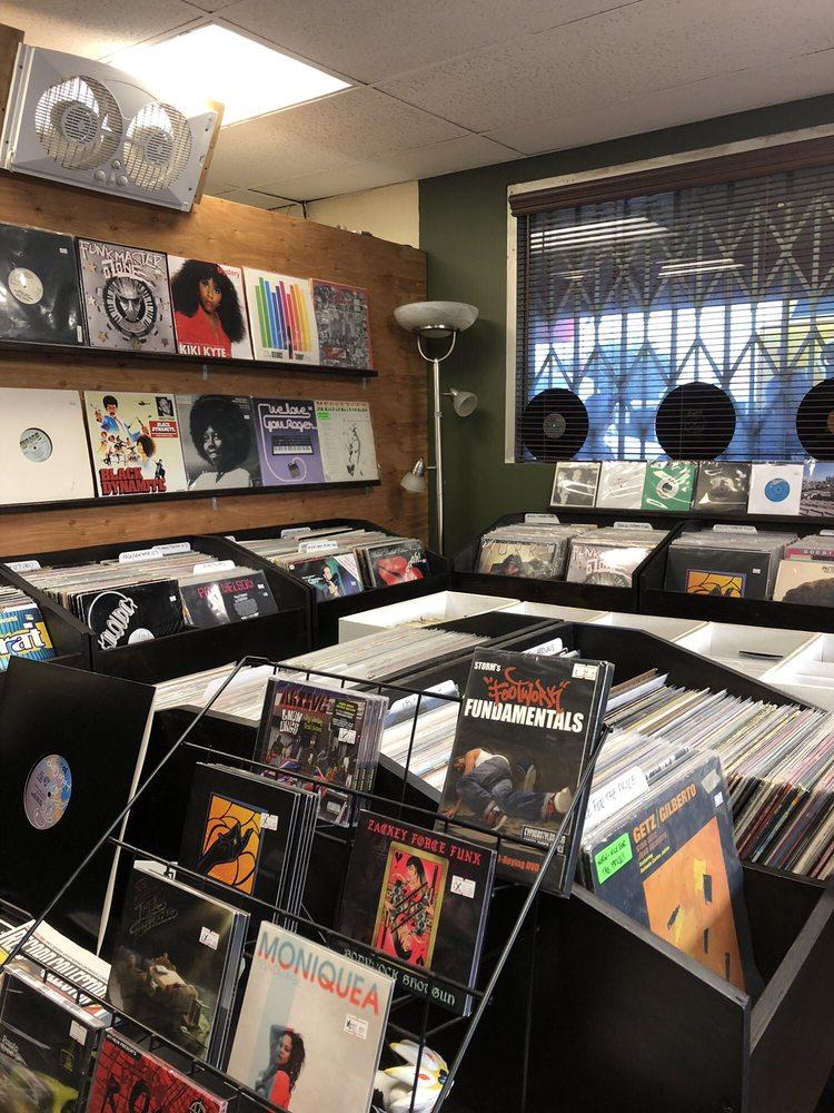 Salt Box Records: 928 Mei Ling Way, Los Angeles, CA