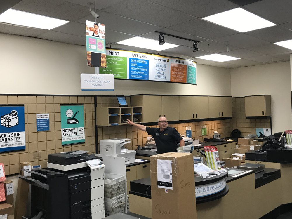 The UPS Store: 191 University Blvd, Denver, CO