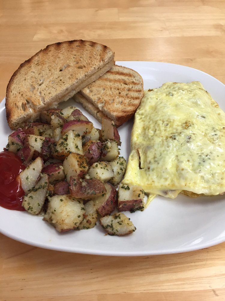 Food from Johnny's Breakfast & Lunch