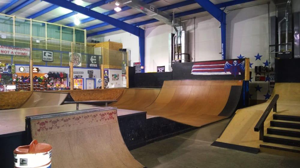 Killer Skate Park & Shop: 5700 E Morgan Ave, Evansville, IN