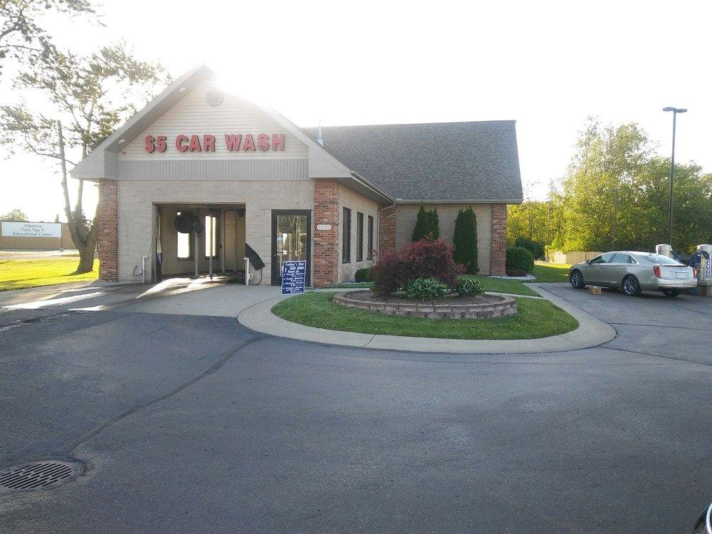 Sparkle Buggy Car Wash: 2380 S Center Rd, Burton, MI