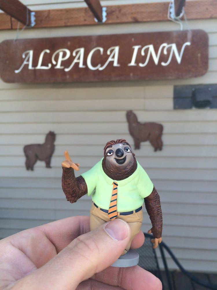 Alpaca Inn: 90 S 1st E, Lava Hot Springs, ID