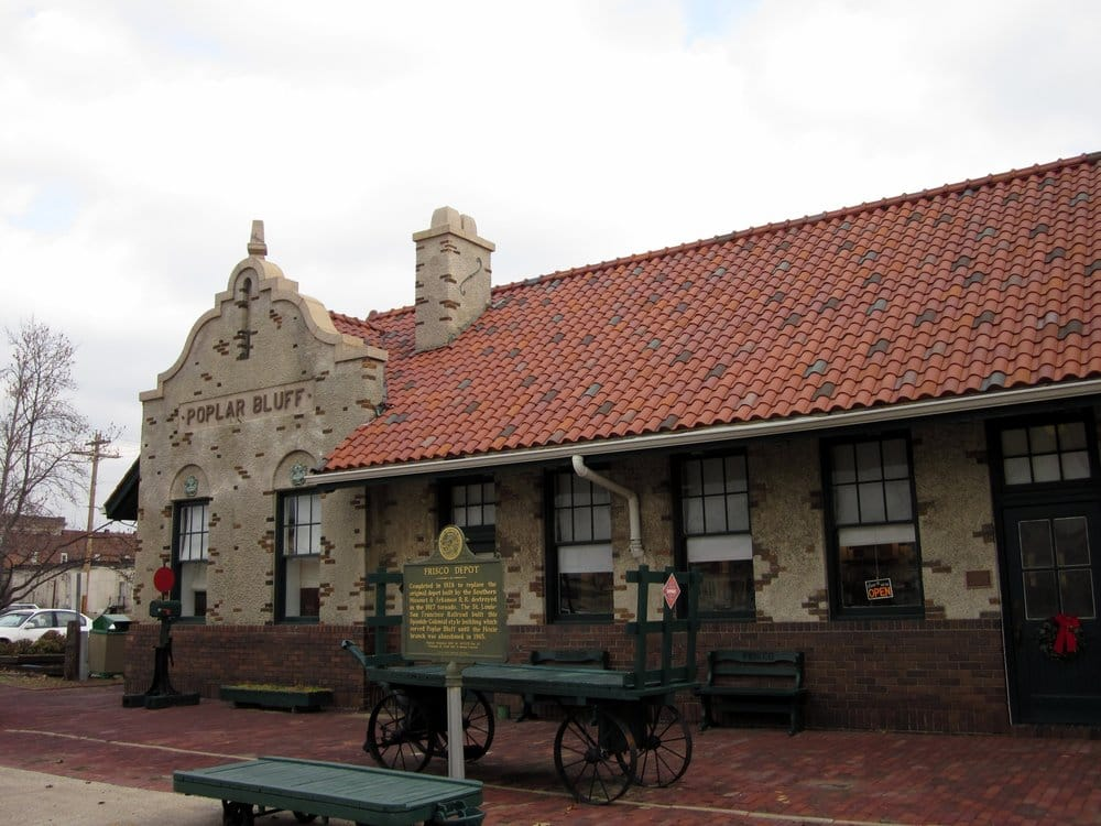 Poplar Bluff Railroad Museum: 303 Moran St, Poplar Bluff, MO