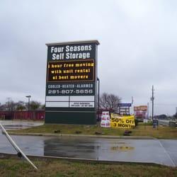 Photo Of Four Seasons Self Storage   FM1960/Fallbrook   Houston, TX, United