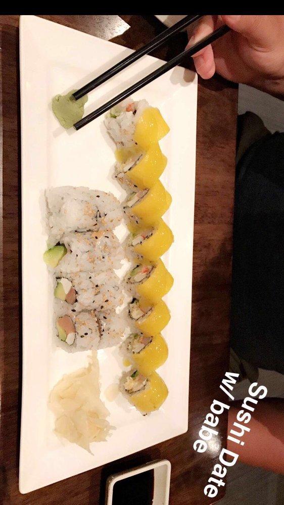 Taki Japanese Sushi & Hibachi Restaurant: 525 Dacula Rd, Dacula, GA