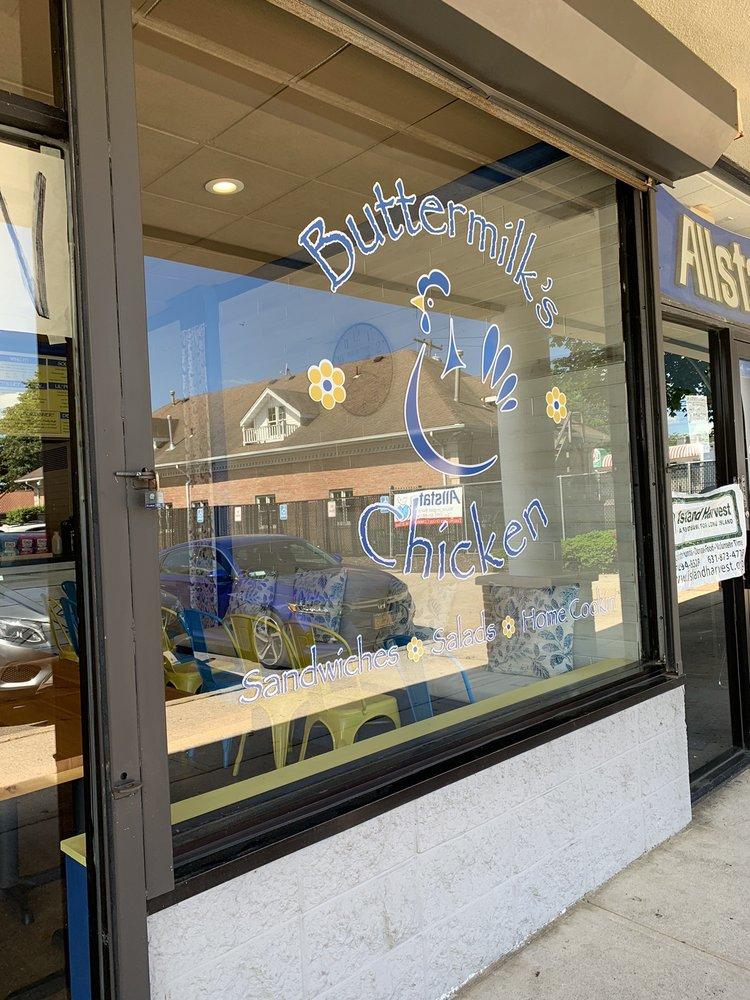 Buttermilk's Chicken: 93 E Main St, East Islip, NY