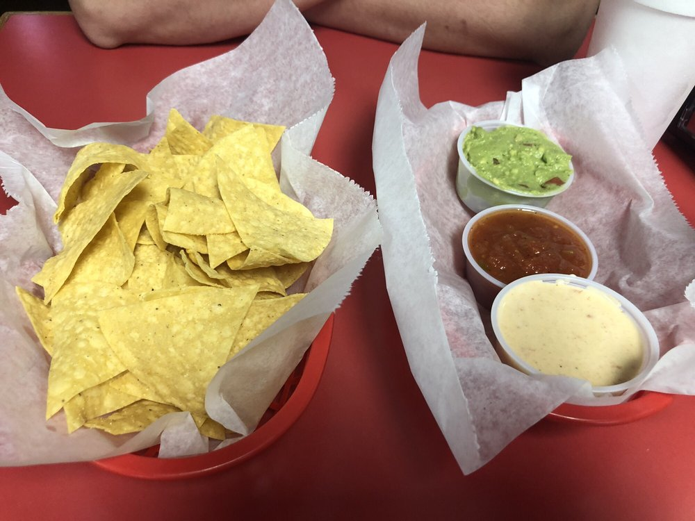 Tippy's Taco House: 147 W Shirley Ave, Warrenton, VA