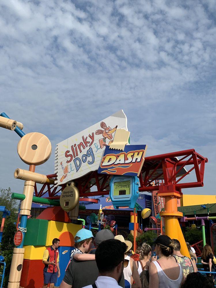 Photo of Slinky Dog Dash: Kissimmee, FL