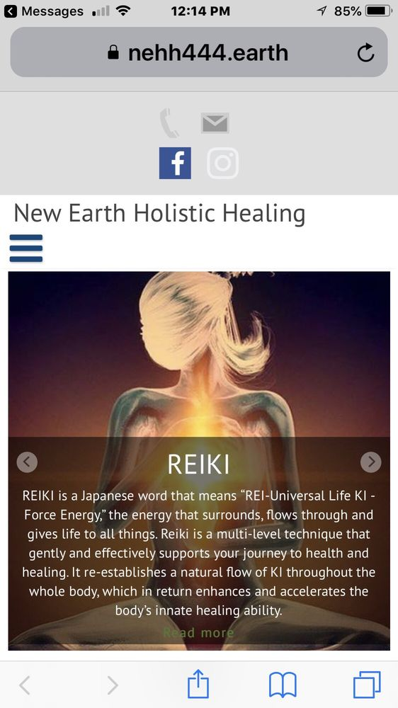 New Earth Holistic Healing: 312 Vincent Ave, Lynbrook, NY