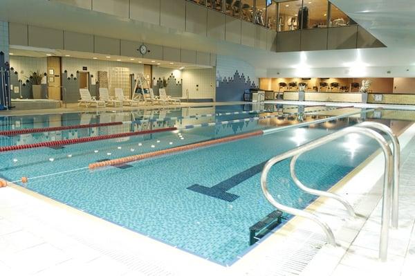 David Lloyd Leisure Club Gyms Kings Way Stevenage Hertfordshire United Kingdom Phone