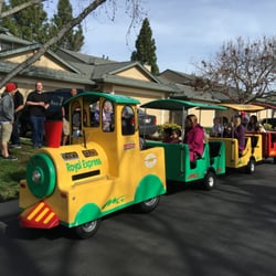 The Kids Train 13 Reviews Party Event Planning Concord CA