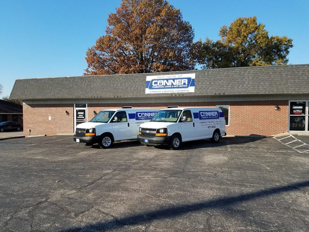 Conner Commercial Lock & Safe: 700 N Weinbach Ave, Evansville, IN