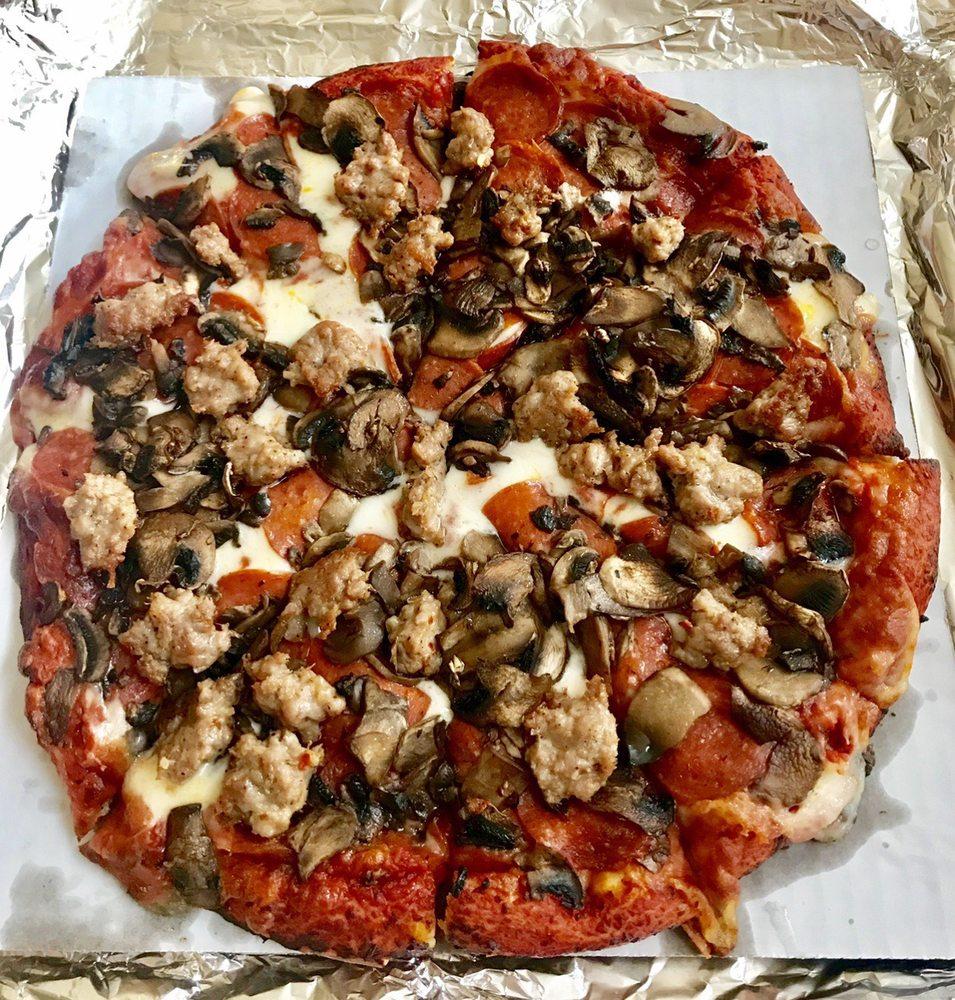Big O Pizza To Go