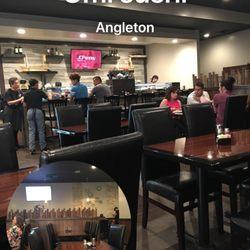 Photo Of Umi Sushi Angleton Tx United States